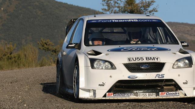 Grönholm se voit gagner avec la Ford