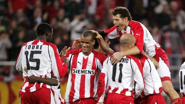 Olympiakos close to title - Greek Super League 2005-2006 ...