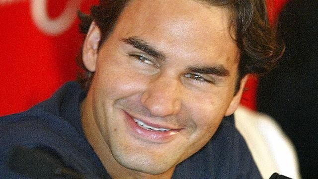 Federer se distancia