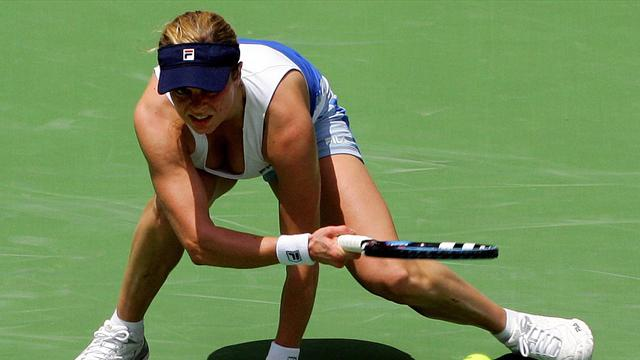 Clijsters out of Indian Wells