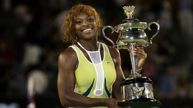 Serena au septième ciel