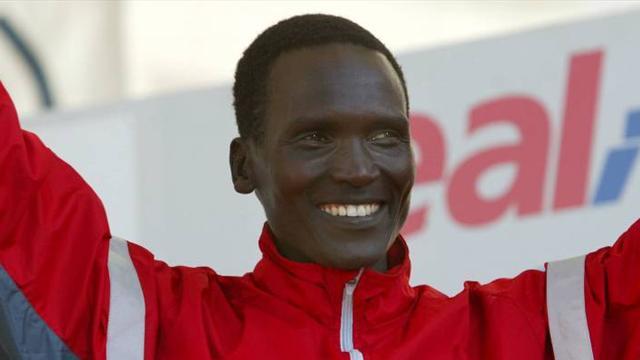 Tergat to run London Marathon
