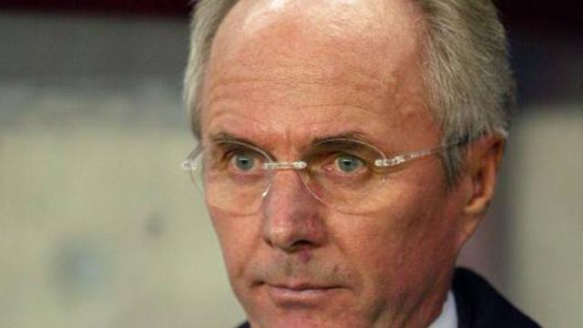 """Eriksson """"in talks with Dynamo"""""""