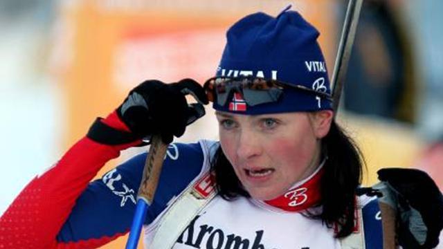 Norway's Liv Grete Poiree retires