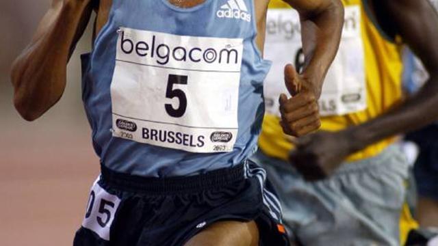 Gebrselassie breaks world half marathon record
