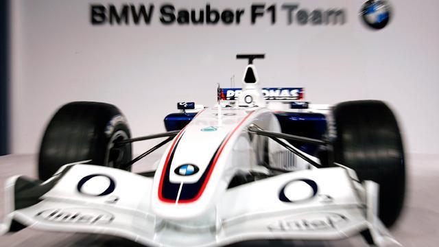 BMW Sauber se découvre
