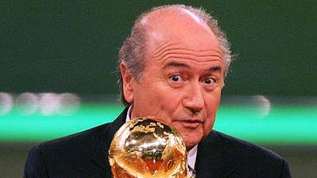 Blatter wants end to penalties