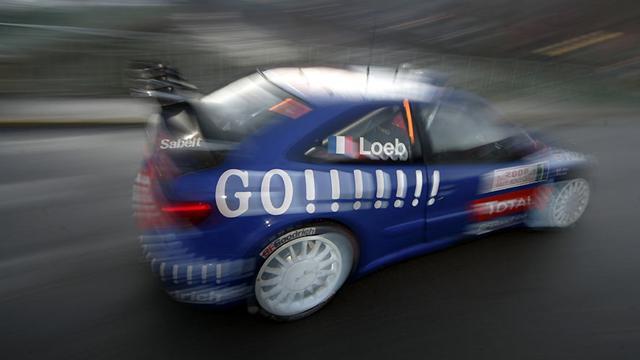 "Loeb : ""Nous affinons"""