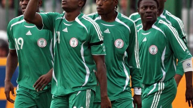 Nigeria in semifinale