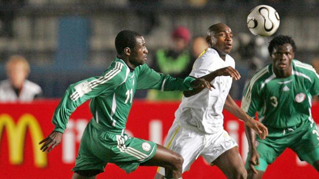 Nigeria take consolation prize