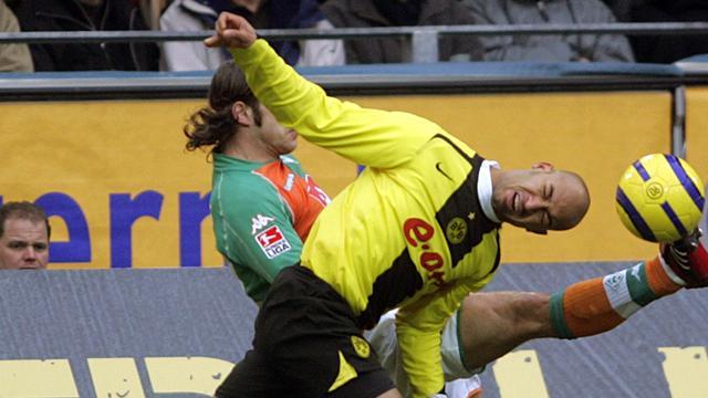 Dortmund reject Roma Dede bid