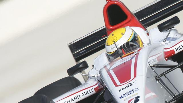 Hamilton brilla en Nurburgring