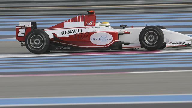 Lewis Hamilton suma la segunda