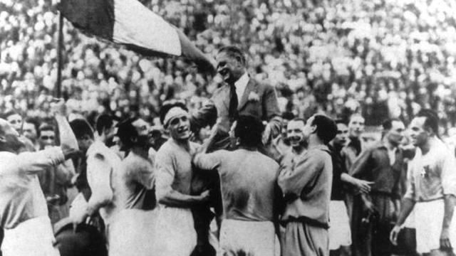 La storia dei Mondiali: 1934