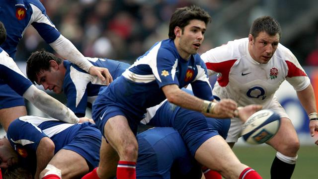 French cruise past sorry england