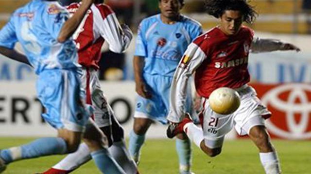 Resultado de imagen para bolivar 1 santa fe 0 2006