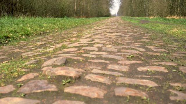 New cobbles for Paris-Roubaix