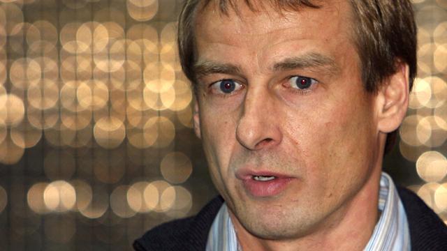 """Klinsmann : """"Vidé et cramé"""""""