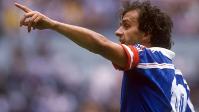 Equipe du siècle: France 86-France 98