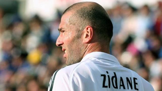 Zidane, le gagnant contrarié