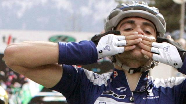 Alberto Contador se impone en Ambri