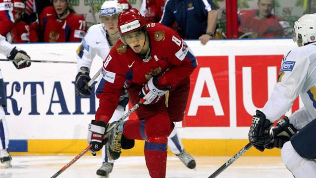 It Has Not Taken Long For Russia To Establish Themselves As One Of The Favorites Win 2006 World Championships In Riga Latvia