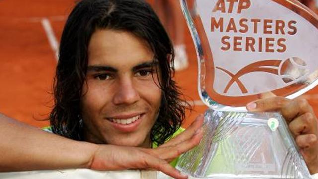 Nadal equals Vilas record