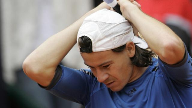 Coria out of Roland Garros