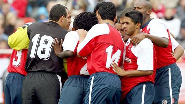"""Guimaraes: """"El partido se resolvió en dos errores"""""""