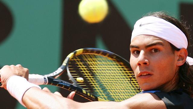 Nadal through as Djokovic retires
