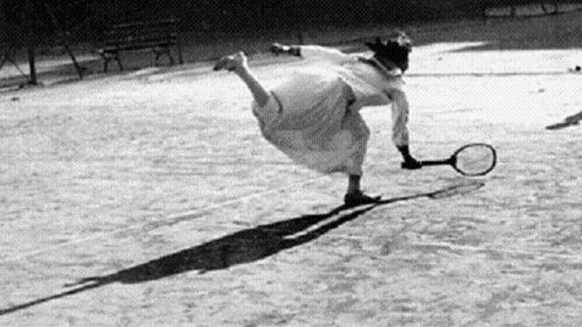 Du tennis et des anges