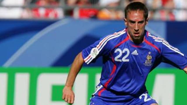 "Ribéry: ""Lyon est ma priorité"""