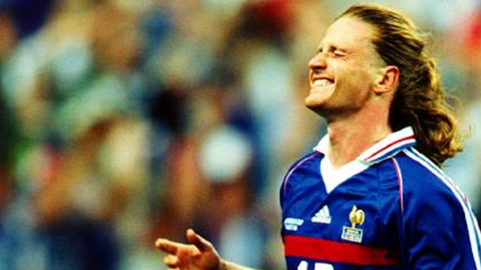 Coupe du monde equipe de france qui sera le chimbonda de 2014 coupe du monde 2014 - Emmanuel petit coupe du monde 1998 ...