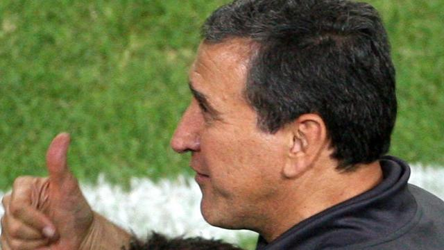 Parreira defends 2006 WC