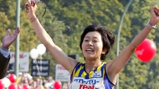 Noguchi to compete in London Marathon