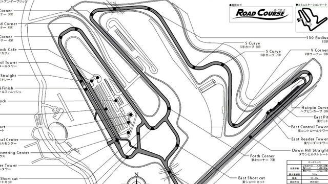 motegi to host final race - motorsports