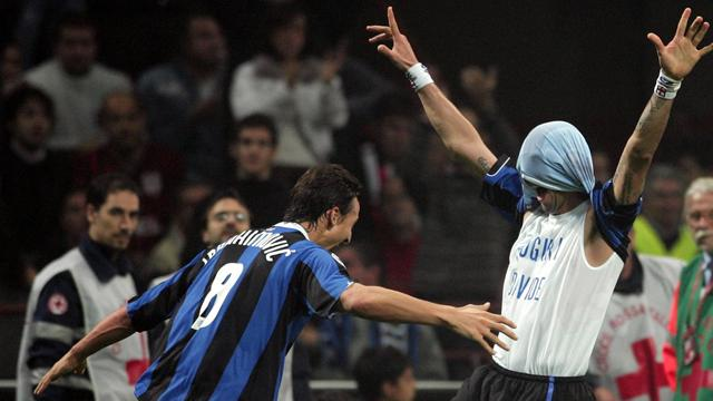 Inter edge Milan in derby classic