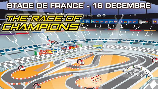 Race of Champions set for speed increase