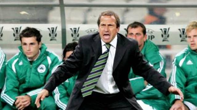 Víctor Muñoz deja el Panathinaikos