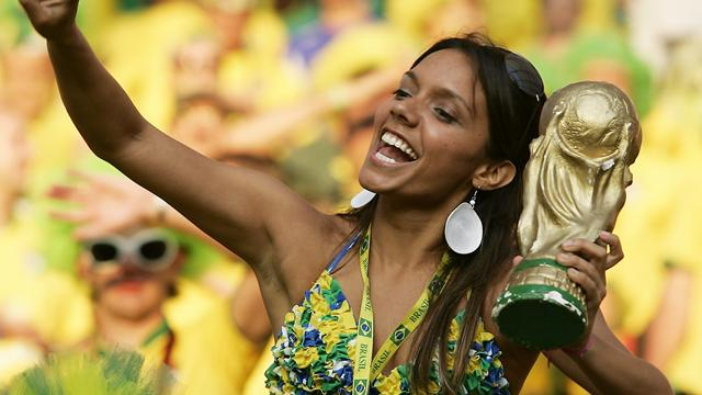 FIFA confirm Brazil sole 2014 bidders