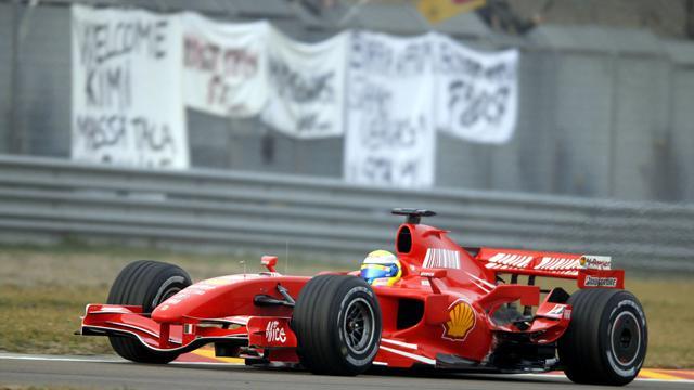 F2007, gran debutto