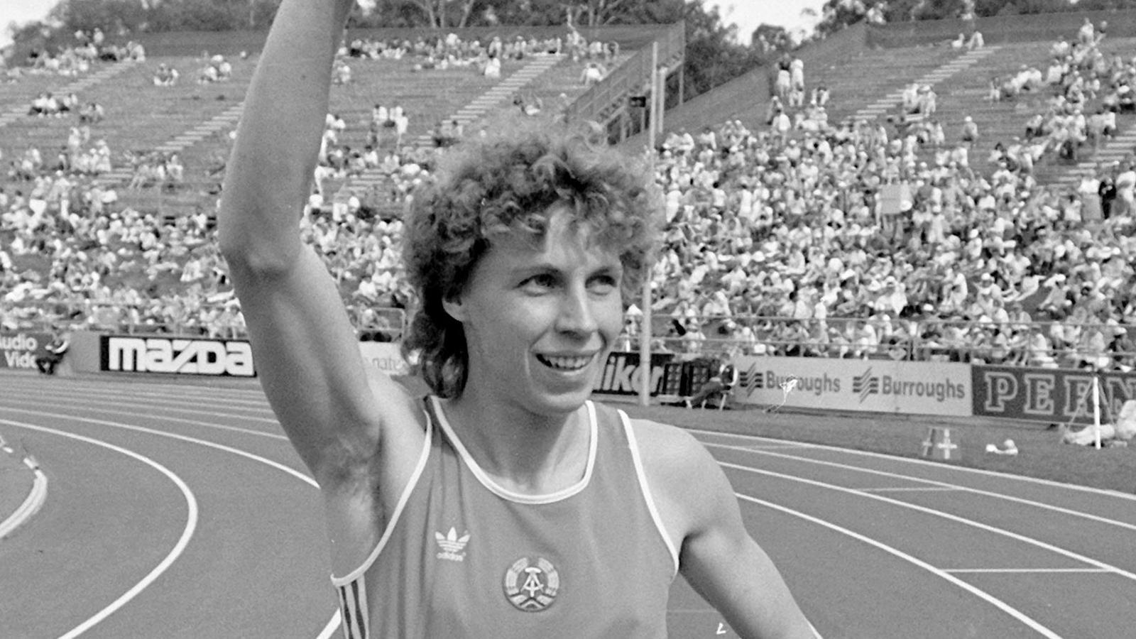 Weltrekord 400m Männer