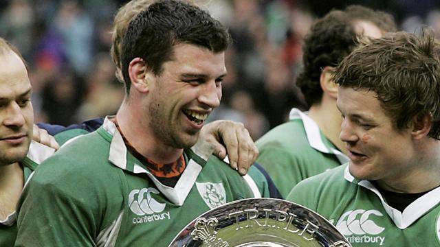 Ireland forward Leamy forced to retire