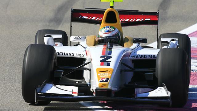 Di Grassi gana la 1ª carrera