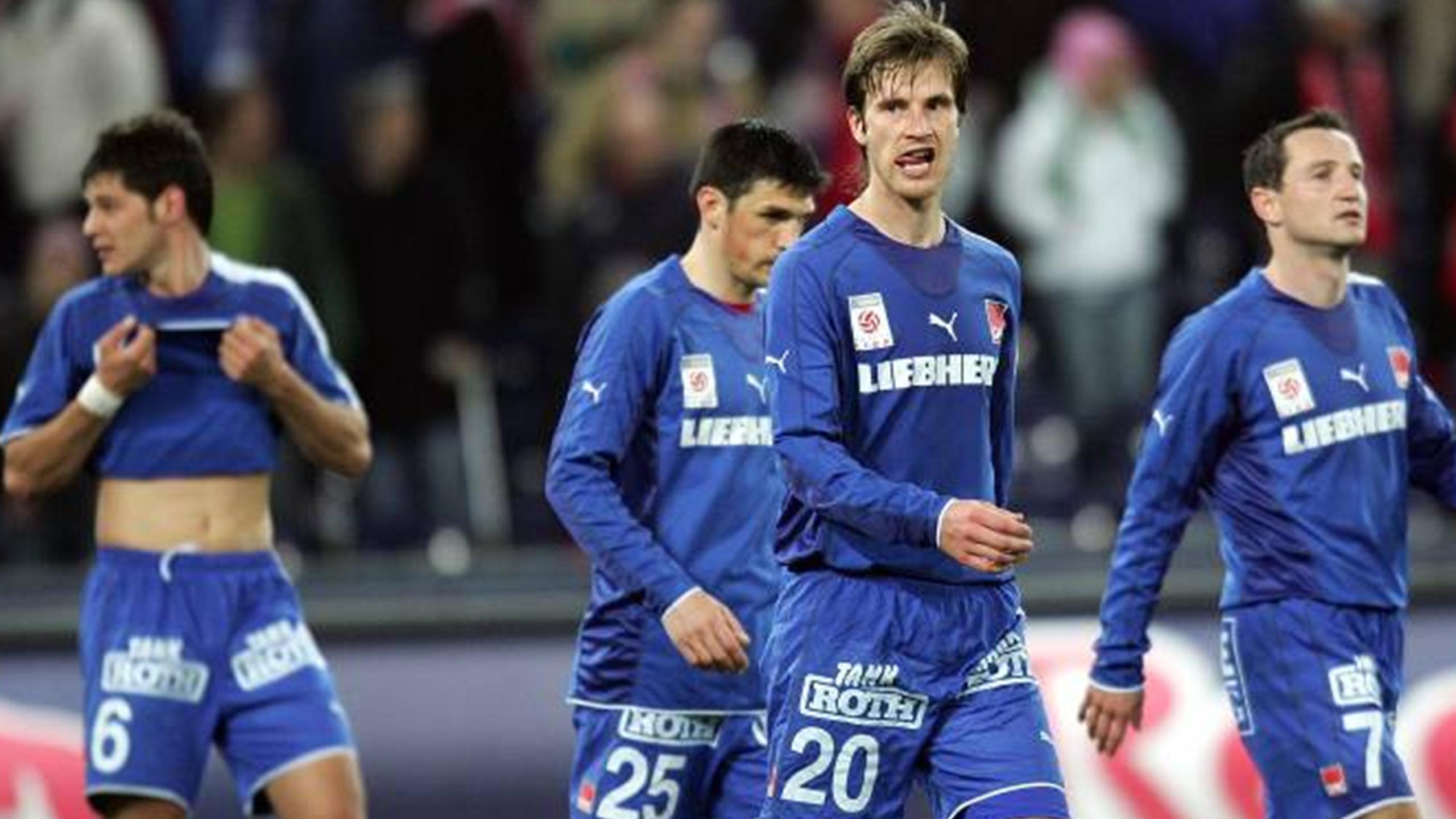 Graz Clubs Deducted Points Eurosport