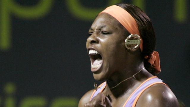 Serena, la plus forte