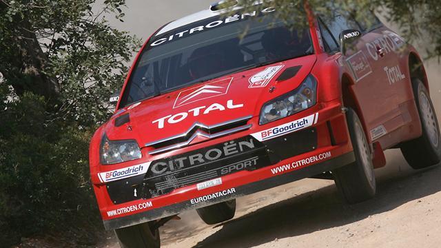 Sur la route du Rallye du Portugal