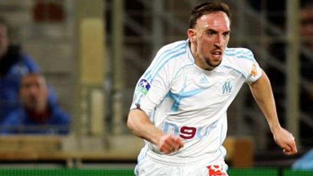 Image result for ribery marseille