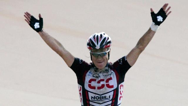 O'Grady best in velodrome