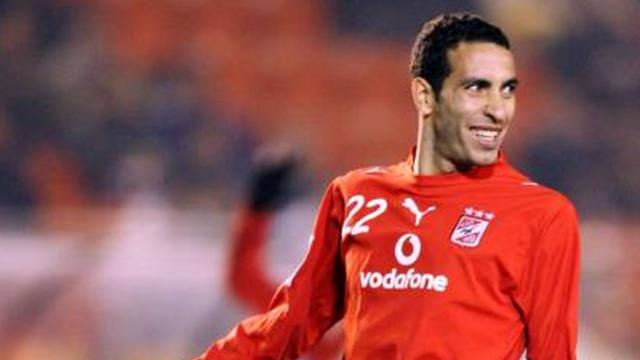 Aboutrika warned